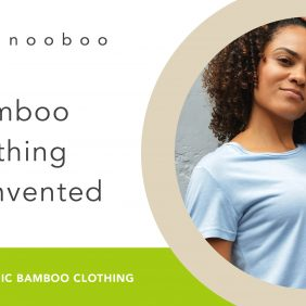 Nooboo's sustainable bamboo clothing